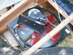 Whole house fan (attic fan)